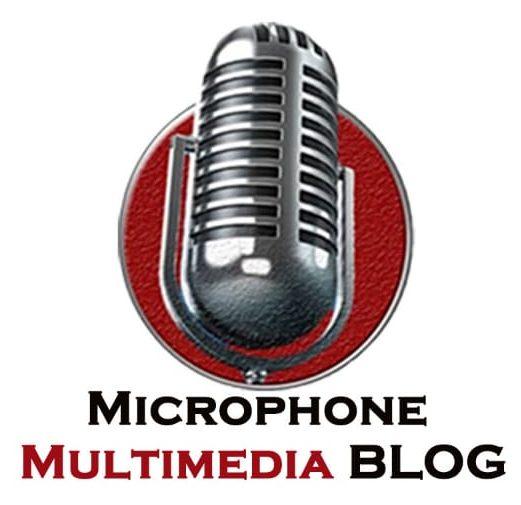 Microphone Multimedia Blog